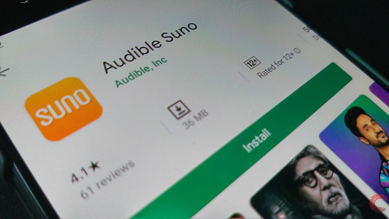 Audible launches free audio App 'Audible Suno'